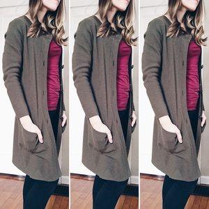 Ellen Tracy Long Cardigan / Size S
